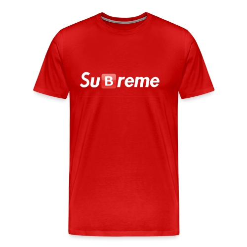 Subreme - Men's Premium T-Shirt