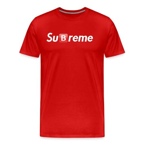 Subreme - Men's Premium T-Shirt