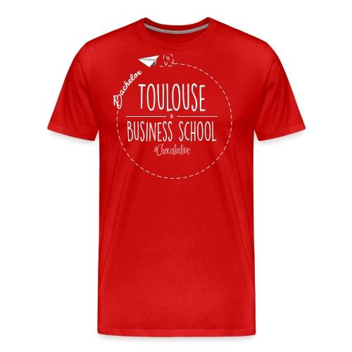 logoblanc png - Men's Premium T-Shirt