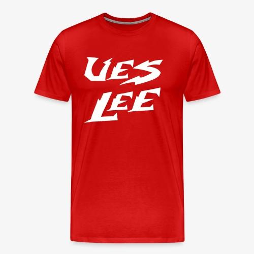 LetrasULB - Camiseta premium hombre