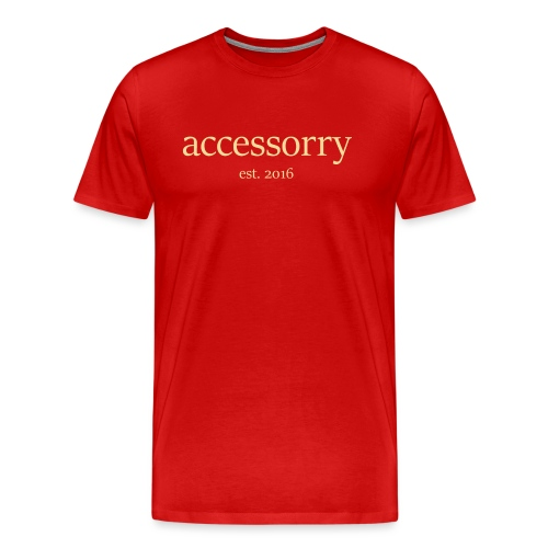 accessorry Pullover & Hoodies - Männer Premium T-Shirt