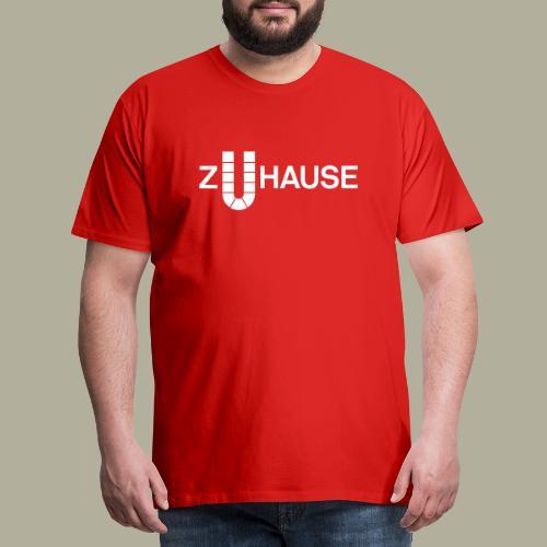 Zuhause in Dortmund - Männer Premium T-Shirt