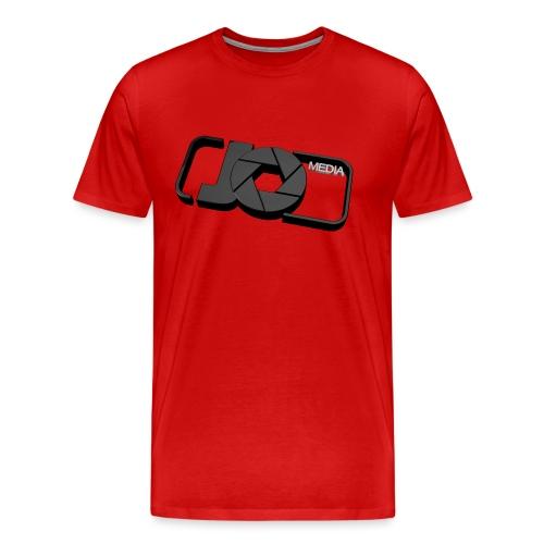 JO-Media Kledinglijn - Mannen Premium T-shirt