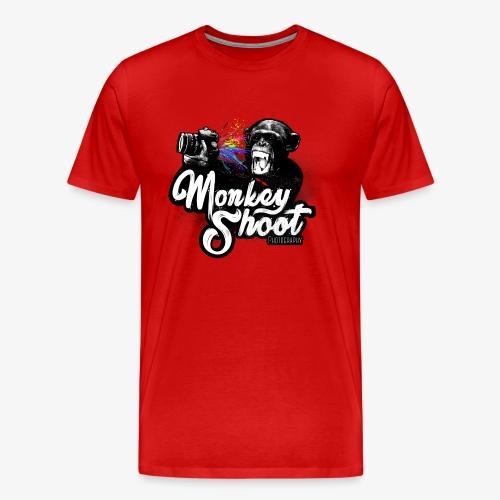 MonkeyShoot Photography - Camiseta premium hombre