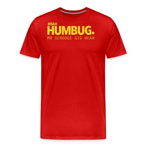 #BAH HUMBUG. - Männer Premium T-Shirt