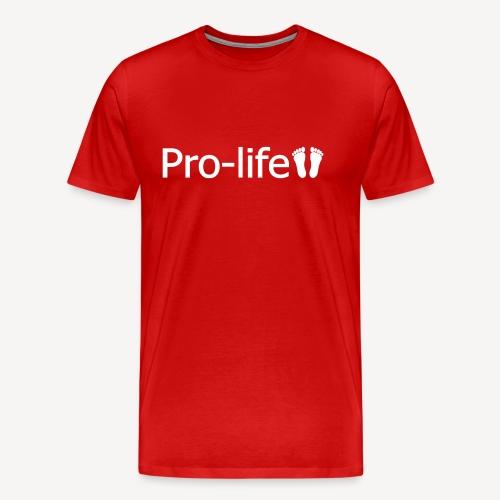 PRO-LIFE - Men's Premium T-Shirt