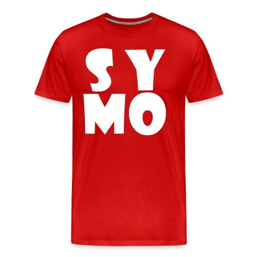 SYMO SQUARE - Men's Premium T-Shirt
