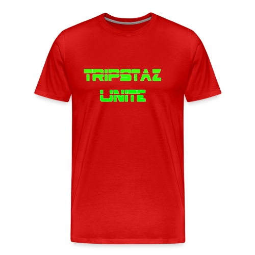 Tripstaz Unite Official Wear - Men's Premium T-Shirt
