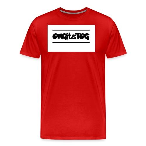 OMG ITS TOG - Men's Premium T-Shirt