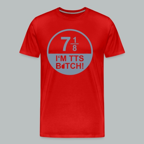 7 18 - Männer Premium T-Shirt