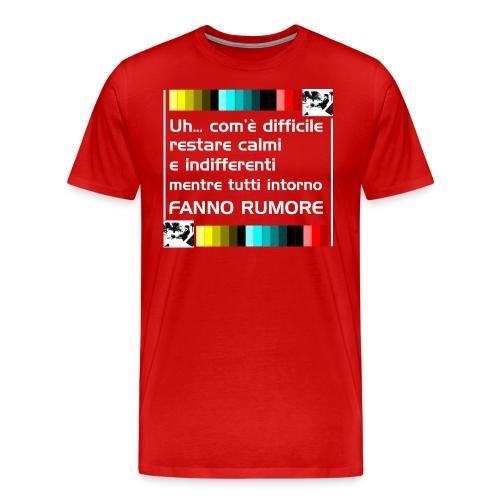 LA VOCE DEL PADRONE - Maglietta Premium da uomo
