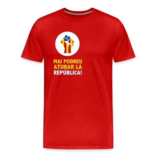 REPUBLICA - Camiseta premium hombre