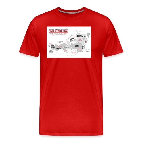 O Final png - Männer Premium T-Shirt