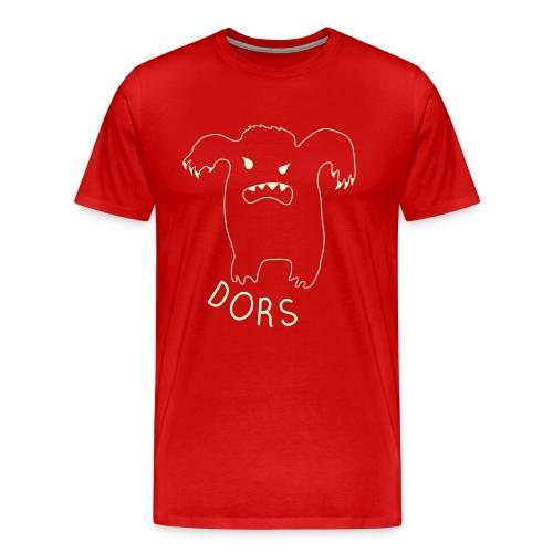 Le Monstre du Dormir - T-shirt Premium Homme