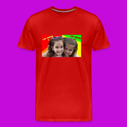 LAS SUPER Y - Men's Premium T-Shirt