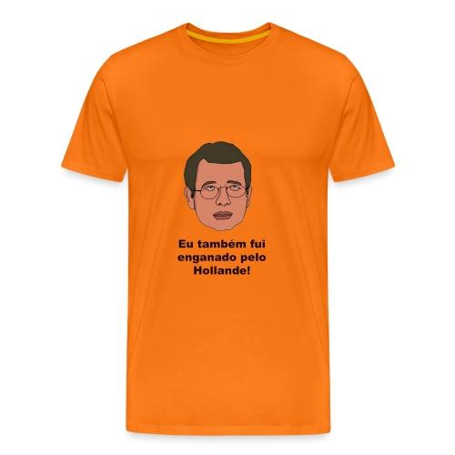 eutambemfuienganadopelohollande - Men's Premium T-Shirt