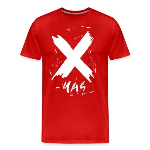 X-mas Merry Christmas - Männer Premium T-Shirt
