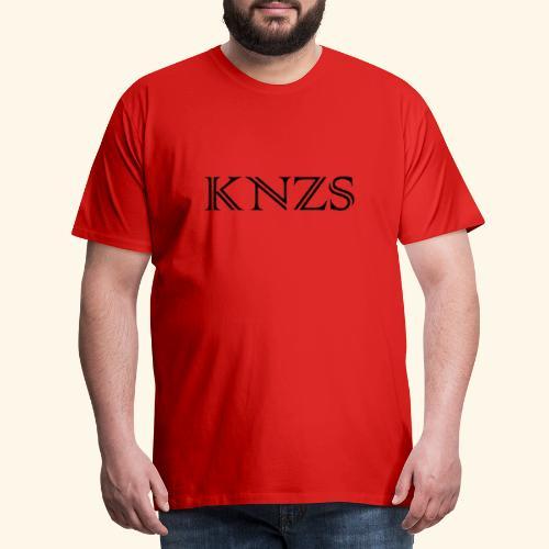 KNZS - Männer Premium T-Shirt