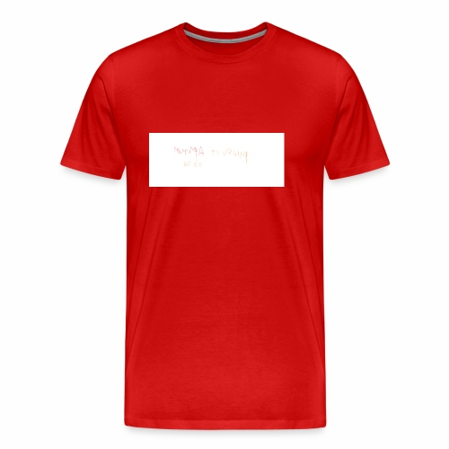 Immagine - Maglietta Premium da uomo