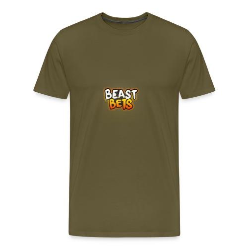 BeastBets - Herre premium T-shirt