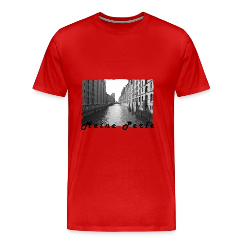 HAMBURG #1 - Männer Premium T-Shirt
