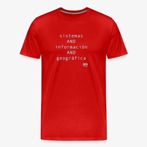 SIG - Camiseta premium hombre
