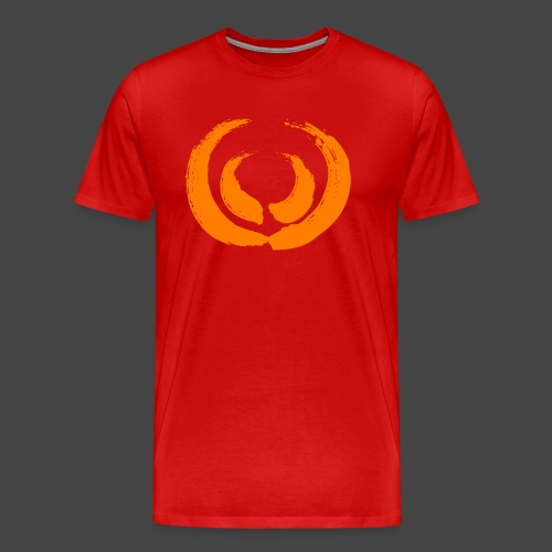 Gewaffshirt Signalpinsel - Männer Premium T-Shirt