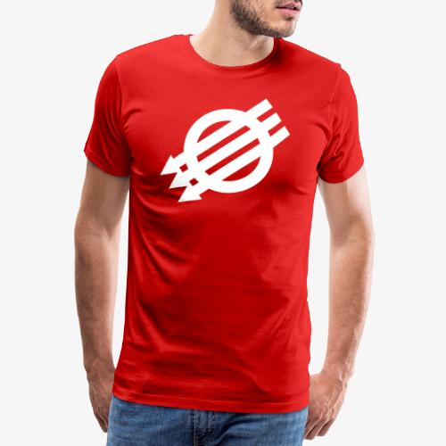 SPÖ drei Pfeile logo - Männer Premium T-Shirt