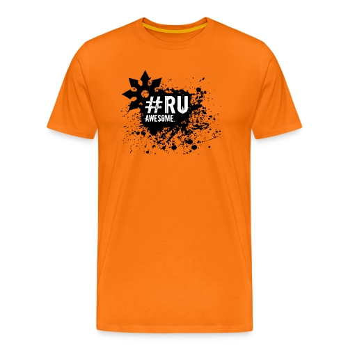 #RU - Shuriken - Mannen Premium T-shirt