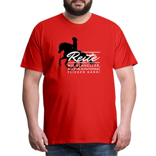 Schutzengel - Männer Premium T-Shirt
