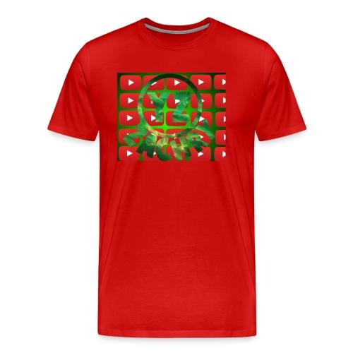 YZ-Muismatjee - Mannen Premium T-shirt