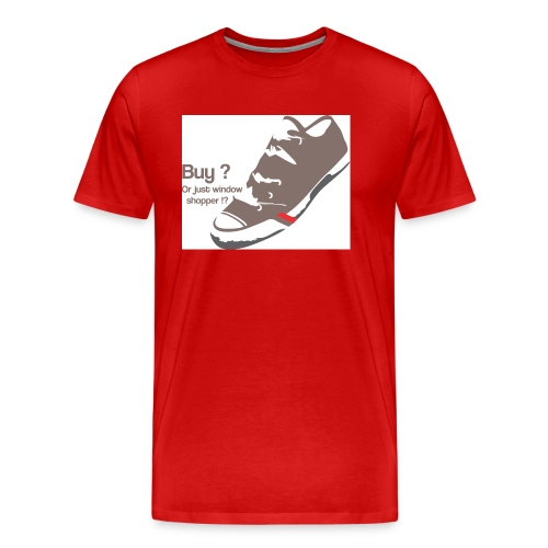 window_shopper - Men's Premium T-Shirt