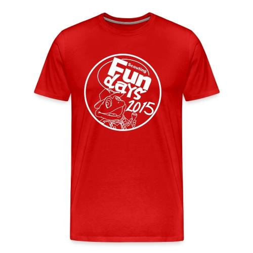 zonder crew - Mannen Premium T-shirt
