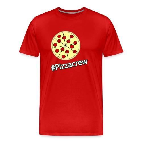 Pizzacrew png - Männer Premium T-Shirt