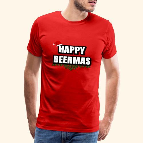 HAPPY BEERMAS AYHT - Men's Premium T-Shirt