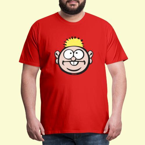 DIRKJAN - Mannen Premium T-shirt