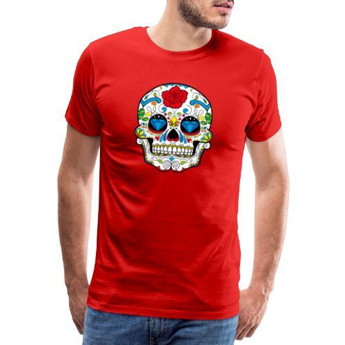 skull2 - Maglietta Premium da uomo