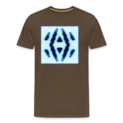 Lichtertanz #3 - Männer Premium T-Shirt