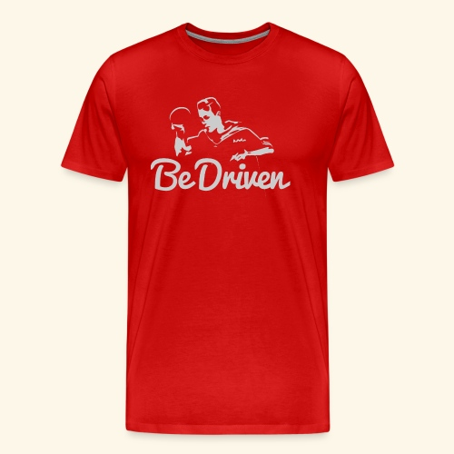Be Driven to what you dreaming of win ping pong - Männer Premium T-Shirt