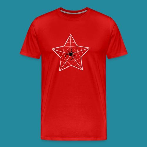 étoile d'araignée - T-shirt Premium Homme