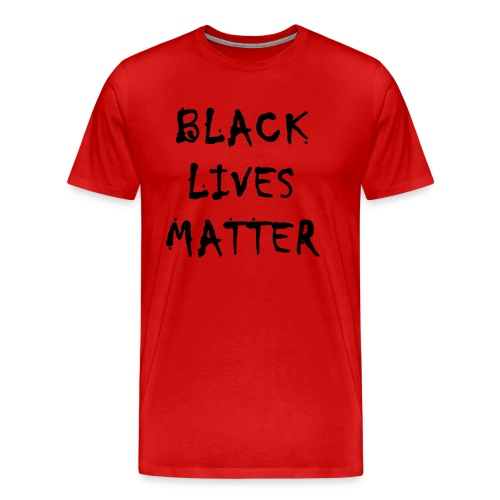 BLACK LIVES MATTER 20.1 - Männer Premium T-Shirt