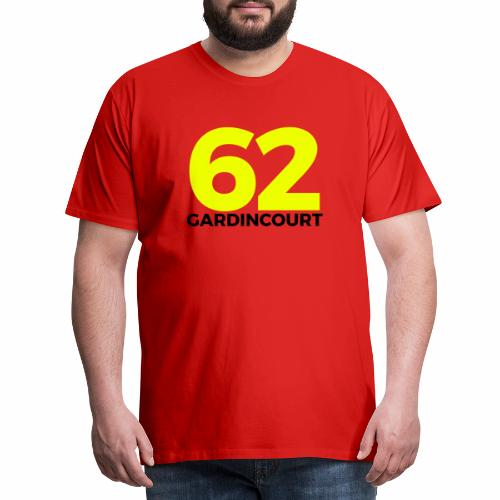 GARDINCOURT 62 S/O - T-shirt Premium Homme