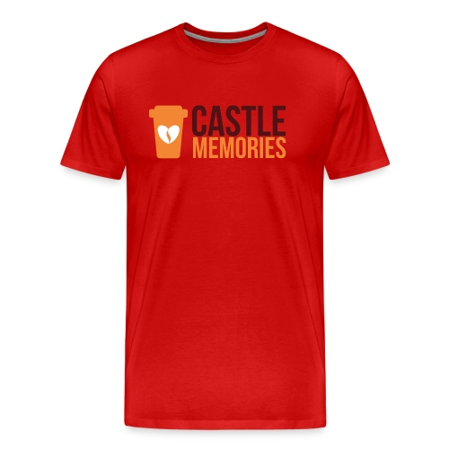 Castle Memories Cup - Maglietta Premium da uomo