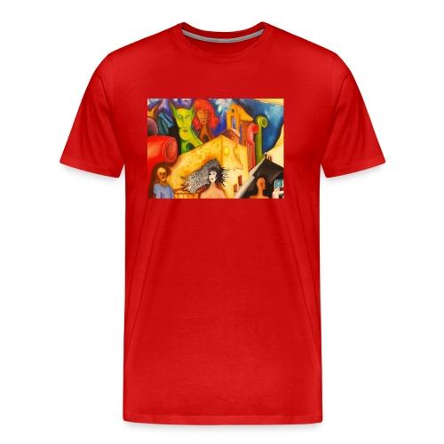 no_530 - Maglietta Premium da uomo