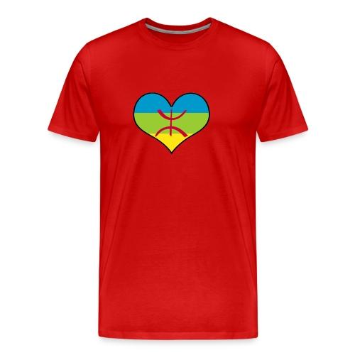 I LOVE AMAZIGH - T-shirt Premium Homme