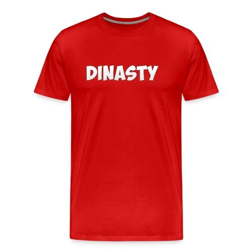 Dinasty Hoodie - Mannen Premium T-shirt