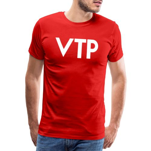 VTP Logo - Mannen Premium T-shirt