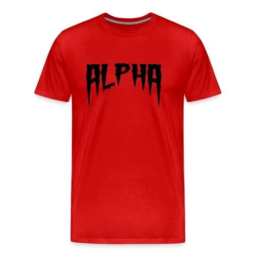 king's tee alpha - Camiseta premium hombre