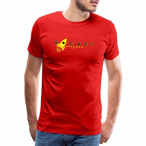 Rocket Science - Mannen Premium T-shirt
