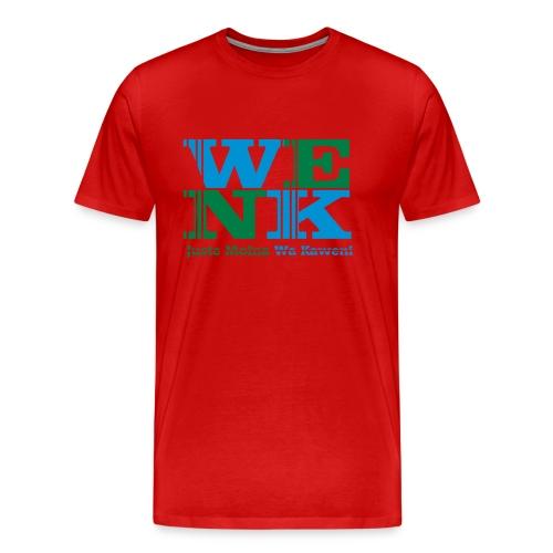 WENK - T-shirt Premium Homme